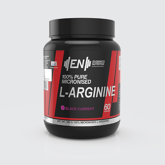 L-Arginine Black Currant - Eugenics Nutrition